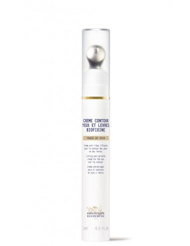 Crème Contour Yeus et Lèvres Biofixine. 15ml. Biologique Recherche
